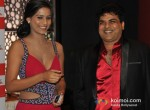 Punam Pandey, Chandrakant Singh At Launch Of C K Arts First Produced Short Film Scapegoat