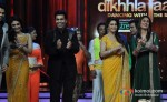 Raghini Khanna, Karan Joher, Madhuri Dixit, Kareena Kapoor Visits The Sets Of Jhalak Dikhla Jaa At Filmistan Studios