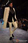 Rahul Dev Walks For JJ Valaya at Bridal Fashion Week Finale