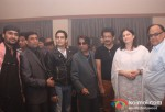 Rajiv Das, Aman Verma, Dilip Sen, Shakeel Noorani, Kunika Lal, Aloknath At Mahurat Of Indo Kiwi Films Ye Deewangi Ye Deewanapan Movie