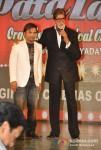 Rajpal Yadav, Amitabh Bachchan At Ata Pata Lapata Movie Music Launch