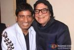 Raju Shrivastav, Jagdeep At Mahurat Of Indo Kiwi Films Ye Deewangi Ye Deewanapan Movie