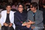 Raju Shrivastav, Jagdeep, Dilip Sen At Mahurat Of Indo Kiwi Films Ye Deewangi Ye Deewanapan Movie