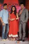 Rakesh Bapat, Aamna Shariff and Aamir Ali Malik At Sony TV Launch Honge Juda Na Hum TV Serial