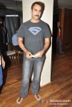 Ranvir Shorey Attend The Book Launch Of Minty Tejpal's Book At Cafe Mangii