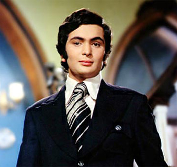 Rishi Kapoor In Bobby Movie Stills