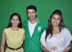 Sai Lokur, Ankush Choudhary, Kranti Redkar At No Entry Pudhe Dhoka Aahey Movie Press Meet