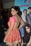 Sai Tamhankar Attends The Premier Of No Entry Pudhe Dhoka Aahe At Fun Cinemas