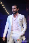 Saif Ali Khan Walks The Ramp For Aamby Valley India Bridal Fashion Week 2012 Day 2