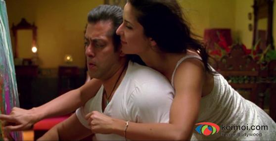 Salman Khan and Katrina Kaif (Ek Tha Tiger Box Office Movie Stills)