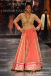 Sameera Reddy At 'Mijwan-Sonnets in Fabric' fashion show