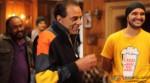 Sangeeth Sivan and Dharmendra On The Sets Of Yamla Pagla Deewana 2 Movie Production Stills