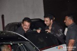 Sanjay Dutt At Raj Kundra's Birthday Bash