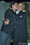 Shah Rukh Khan At Yash Chopra's Birthday Pic 1