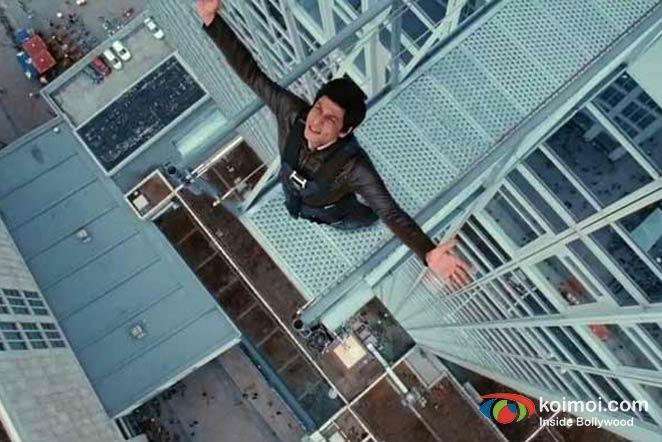 Shah Rukh Khan (Don 2 Movie Stills)
