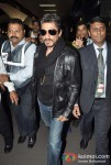 Shah Rukh Khan Snapped At International Airport After Returning From London