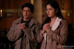 Shah Rukh Khan and Katrina Kaif praying together in Jab Tak Hai Jaan Movie Stills