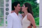 Shah Rukh Khan and Katrina Kaif romancing their hearts out in Jab Tak Hai Jaan Movie Stills