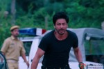 Shah Rukh Khan in an action sequence from Jab Tak Hai Jaan Movie Stills