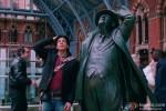 Shah Rukh Khan shooting overseas in Jab Tak Hai Jaan Movie Stills
