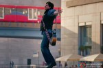 Shah Rukh Khan with his guitar in Jab Tak Hai Jaan Movie Stills