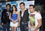 Shiddarth Anand, Bunny, Abhishek Awasthi At The Bollywood Miro Lounge Theme Nights Launch At Svenska Design Hotel