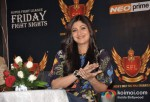 Shilpa Shetty At SFL (Super Fight League) Press Meet