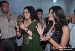 Shreya Narayan And Auroshikha Dey At Tv9's Eco-Friendly Green Ganesha
