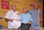 Shyam Benegal, Amit Khanna, Sudhir Mishral At 14th Mumbai Film Festival 2012 Curtain Raiser