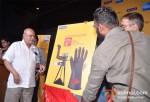 `Shyam Benegal At 14th Mumbai Film Festival 2012 Curtain Raiser