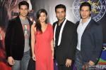 Sidharth Malhotra, Alia Bhatt, Karan Johar and Varun Dhawan Promoting Student Of The Year Movie On KBC (Kaun Banega Crorepati)