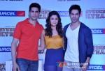 Sidharth Malhotra, Alia Bhatt, Varun Dhawan At Aircel Presents Buddy Of The Year Trophy