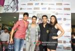 Sidharth Malhotra, Varun Dhawan, Karan Johar and Alia Bhatt Promote Student Of The Year Movie In Nagpur