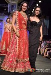 Sonakshi Sinha Walks The Ramp For Aamby Valley India Bridal Fashion Week 2012 Day 2