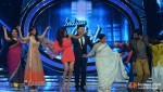 Sunidhi Chauhan, Ileana D'Cruz, Priyanka Chopra, Anu Malik, Asha Bhosle, Ranbir Kapoor On The Sets Of Indian Idol Season 6 Finale