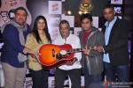 Sunidhi Chauhan, Lucky Ali And A R Rahman At MTV Unplugged Season 2 Launch Pic 2