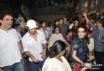 Suzanne Roshan At Hrithik Roshan's Ganpati Visarjan