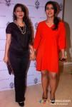 Tanisha Mukherjee and Kajol Attends The Store Launch Of Sherle Wagner