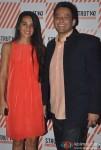Tara Sharma and Roopak Saluja At Strut120.com Website Launch