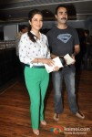 Tisca Chopra and Ranvir Shorey Attend The Book Launch Of Minty Tejpal's Book At Cafe Mangii