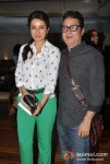 Tisca Chopra and Vinay Pathak Attend The Book Launch Of Minty Tejpal's Book At Cafe Mangii
