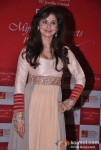 Urmila Matondkar At 'Mijwan-Sonnets in Fabric' fashion show