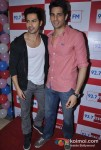 Varun Dhawan, Sidharth Malhotra At Student Of The Year Movie Celebrate Teacher's Day With 92.7 Big FM