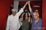Vikram Bhatt, Bipasha Basu and Mahesh Bhatt Attends The Screening Of Raaz 3 At PVR Cinemas