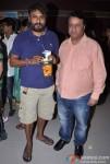 Vivek Agnihotri And Kumar Mangat Pathak At OMG Oh My God! Movie Special Screening