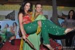 Vivek Oberoi And Mallika Sherawat Promoting Kismet (Kismat) Love Paisa Dilli Movie At Pritam Da Dhaba Pic 1