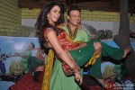 Vivek Oberoi And Mallika Sherawat Promoting Kismet (Kismat) Love Paisa Dilli Movie At Pritam Da Dhaba Pic 2