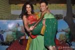 Vivek Oberoi And Mallika Sherawat Promoting Kismet (Kismat) Love Paisa Dilli Movie At Pritam Da Dhaba Pic 3