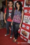 Vivek Oberoi And Mallika Sherawat Promote Kismet Love Paisa Dilli At 92.7 Big FM