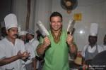 Vivek Oberoi Promoting Kismet (Kismat) Love Paisa Dilli Movie At Pritam Da Dhaba Pic 3